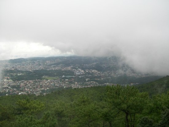 ‪‪Shillong Peak‬: Shillong Peak...with Clouds‬