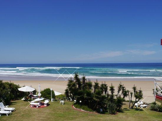 Haus am Strand: Diese Aussicht ein Traum :-)