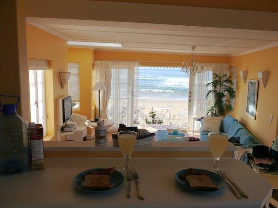 Haus am Strand : sehr liebevoll eingerichtet...