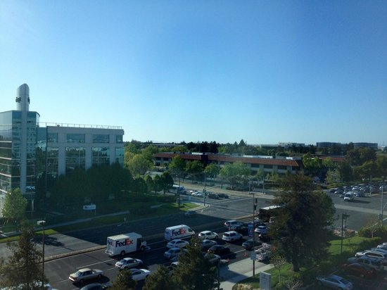 Hilton Santa Clara: view from room 636