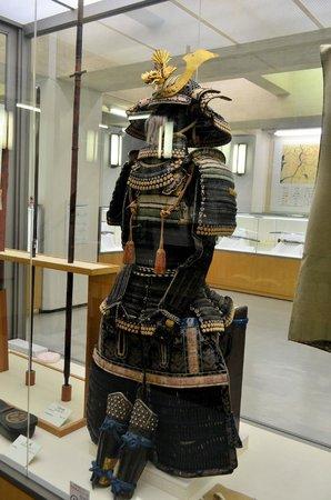Okazaki Castle : 展示品