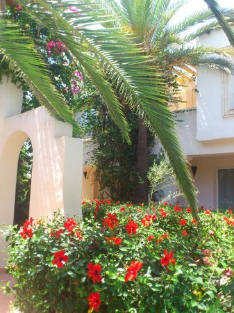 Villamar Hotel de Charme : Вид