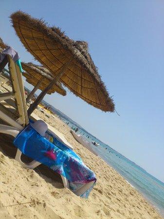 Villamar Hotel de Charme : Пляж