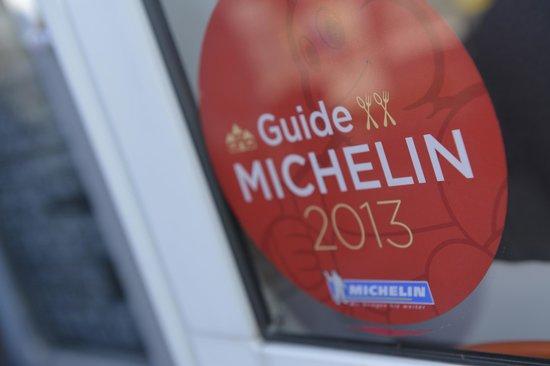 A la Clef d'Or: Michelin 2013