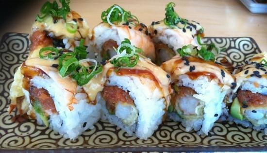 Umi Sushi: good!
