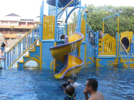 Hard Rock Hotel Bali: Children Pool: Very Nice