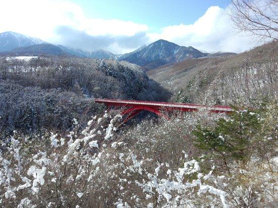Kawamata Higashi Canyon Shizen Kansatsuen: 川俣東沢渓谷
