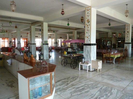 Umaid Lake Palace - An Organic Retreat: Restauran