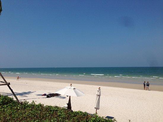 Cape Nidhra Hotel: Beach @ capenidhra