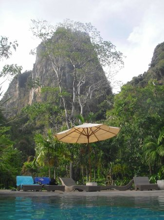 Railay Princess Resort and Spa: desde la piscina