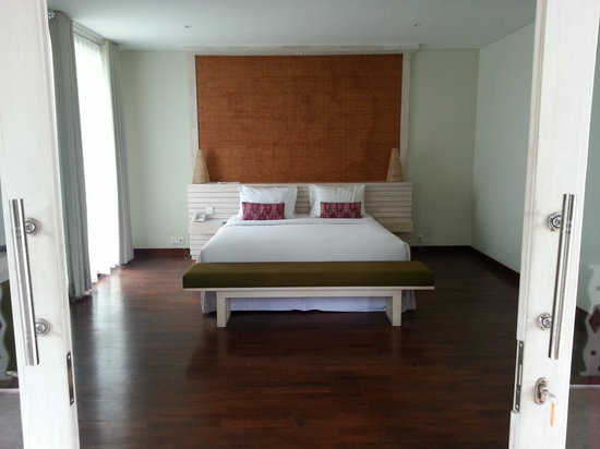 Villa Kresna Boutique Villas: Spacious Deluxe Room