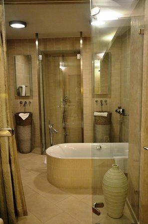 Le Dortoir: bagno open