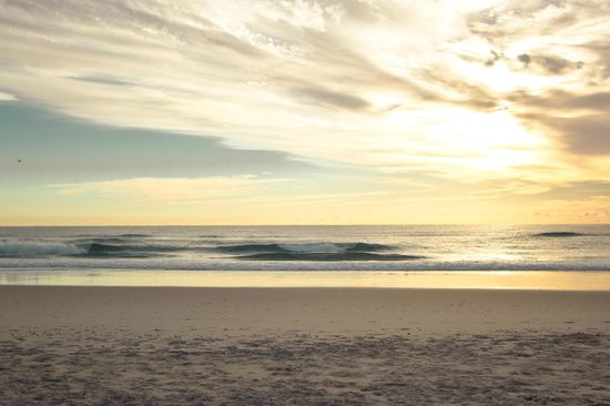 Eden Health Retreat: Morning sunrise
