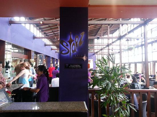 Hard Rock Hotel Bali: Breakfast area @ Starz Diner