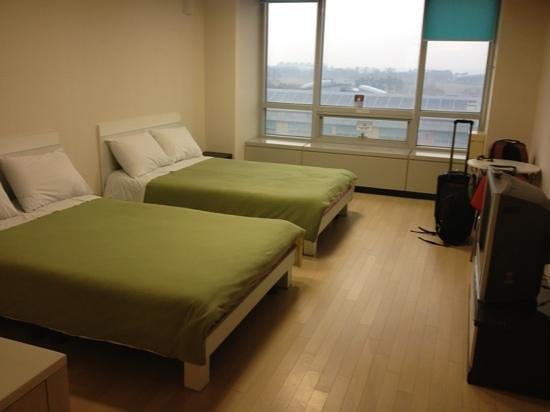 Prime Guesthouse: 2 double bed room