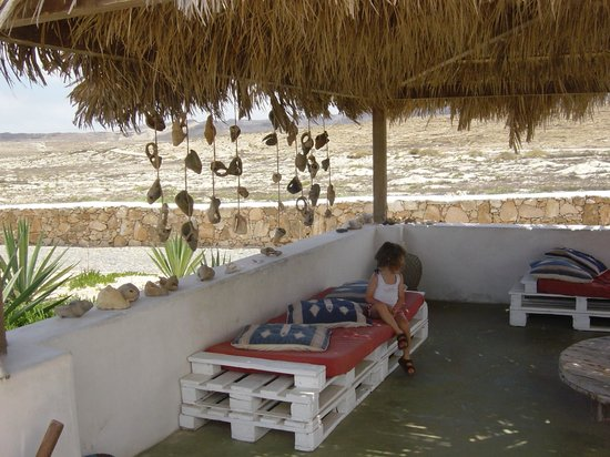 Hotel Spinguera Ecolodge : angolo relax