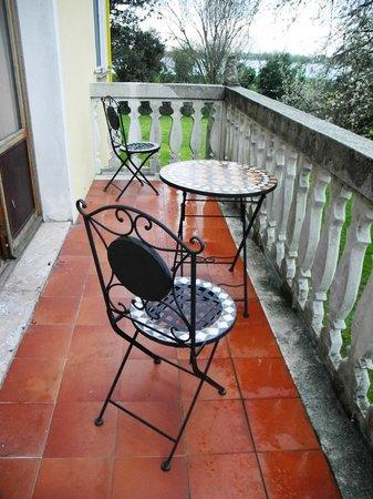 Lato Azzurro: Balcony in the room No 3