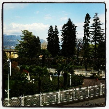 Hotel Della Torre: vista dalla camera