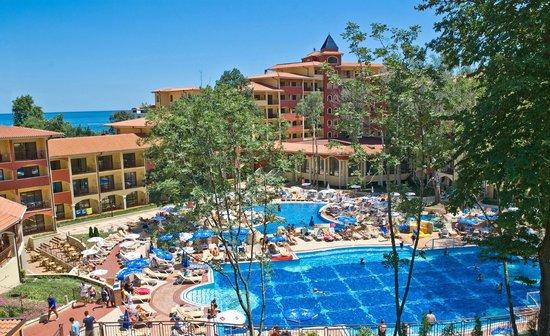 Grifid Hotels Club Hotel Bolero: Bolero View