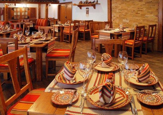 Grifid Hotels Club Hotel Bolero: Bulgarian A la carte Restaurant