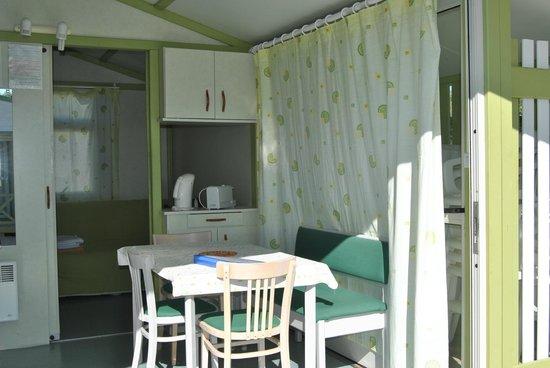 Camping Costa Blanca: Salón Bungalow