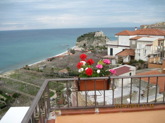 Hotel & Spa La Porta Del Mare : Veiw from the terrace