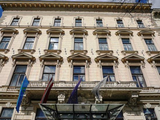 Radisson Blu Palais Hotel, Vienna : Hotel