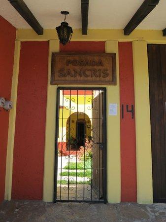 Posada Sancris: entrata