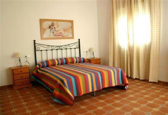 Castillo de Zalia Conjunto Rural: Dormitorio