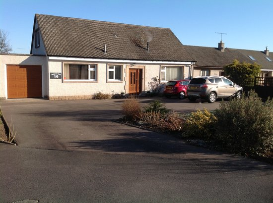 Bed And Breakfast In Kelso Borders