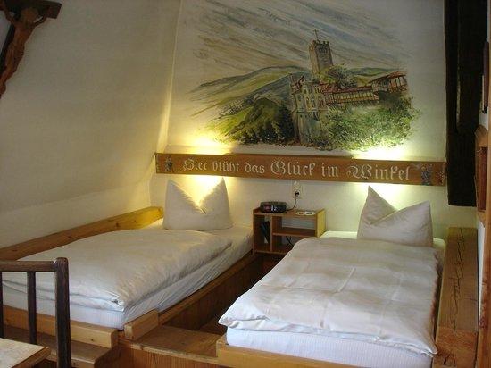 Hotel Schlundhaus: Wartburg Junior-Suite