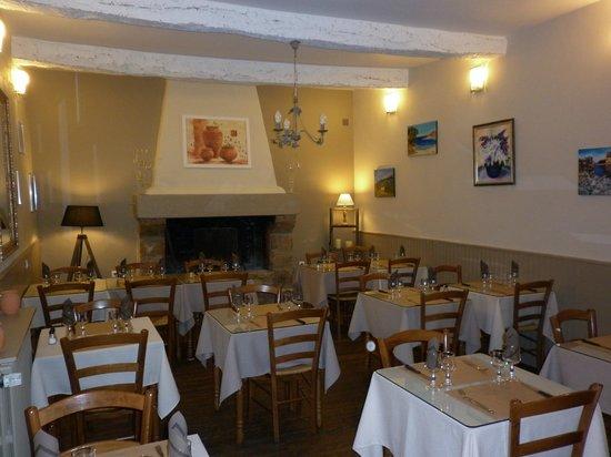 Le Grand Hotel : Salle à manger