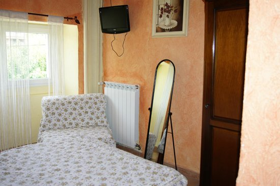 Le Grand Hotel : Chambre double