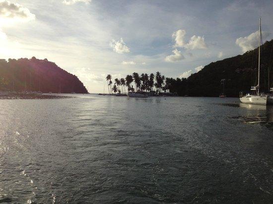 Windjammer Landing Villa Beach Resort: Marigot Bay