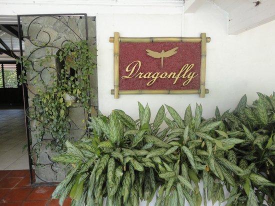 Windjammer Landing Villa Beach Resort: Dragonfly Restaurant