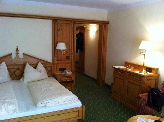 Hotel SPA & Gourmet Resort Engel: suite
