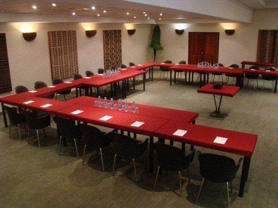 Hakunamatata Lodge: Conferencing