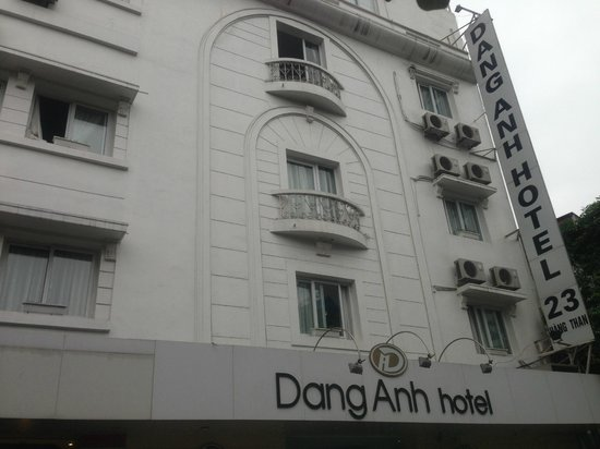 Dang Anh Hotel : Hotel Building