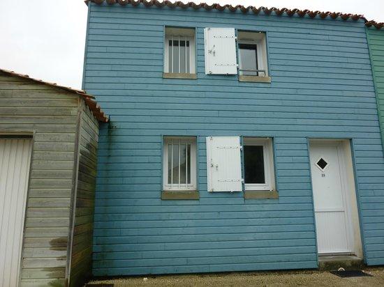 Résidence Odalys Le Village des Amareyeurs: le logement
