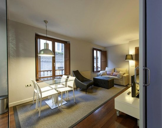Apartamentos Urbanos : detalle salon