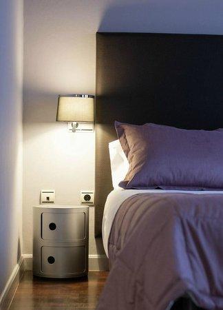 Apartamentos Urbanos: detalle habitación
