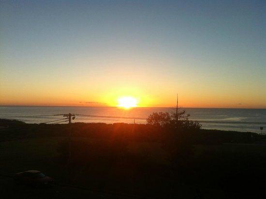 Quality Hotel Sands Narrabeen : Sunrise