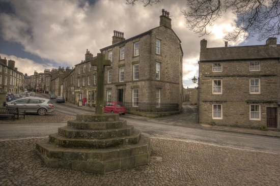 Askrigg, UK: Skeldale House