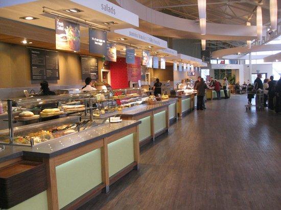 Haskins Garden Centre: Haskins Cafeteria.