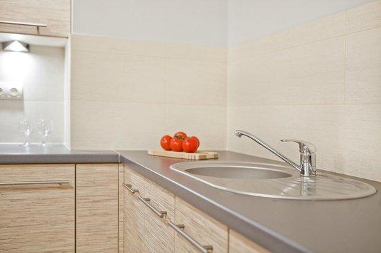 Apartamenty TWW Centrum: Kitchen