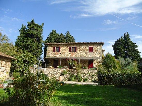 Ancora del Chianti Eco BB & Art Retreat in Tuscany