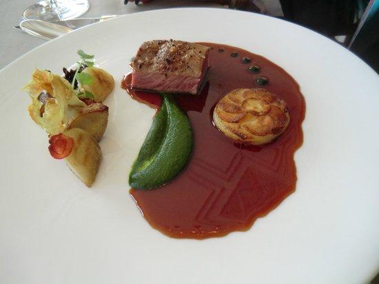 Jacobs Restaurant : Hauptgericht