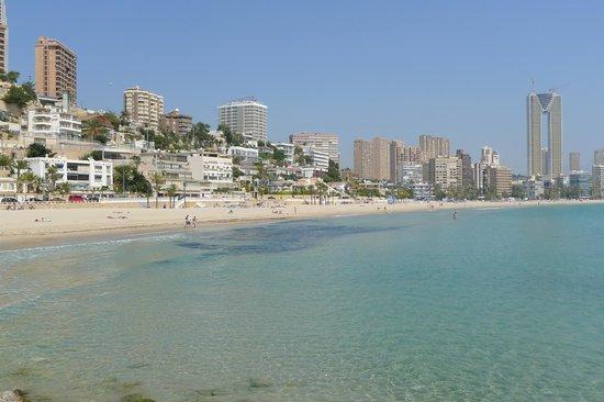 Poniente Beach Benidorm Spain