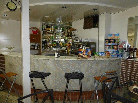 Hotel Mino: eine kleine Bar