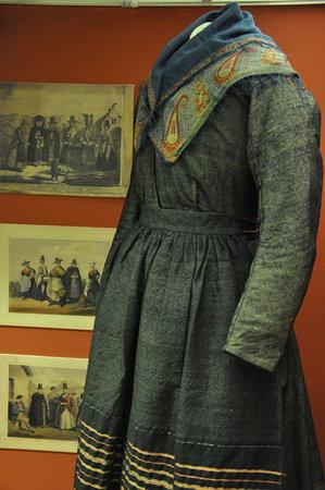 Gwynedd Museum & Art Gallery: traditional Welsh textiles